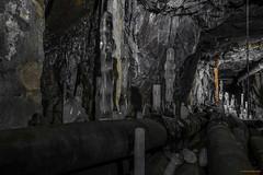 Ice (MIKAEL82KARLSSON) Tags: tunnel underground underjord junk ue urbanexplorer urban explorer skyddsrum verkskydd abandoned decay övergivet old övergiven öde empty trapp stairway rost rust sverige sweden dalarna bergslagen grängesberg gränges gamlagrängesberg grängesgruva gruvområde sony rx100lll mikael82karlsson explore flickr