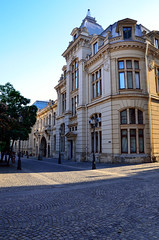 Old Centre Bucharest (Gedsman) Tags: romania europe bucharest wallachia history historical tradition traditional capital beauty travel blueskies modern architecture