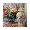 Au château de Villandry (Yvan LEMEUR) Tags: villandry fleurs bouquetdefleurs cheminée vase art tours châteaudevillandry france histoire histoiredefrance patrimoine intérieur touraine