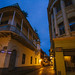 Cartagena Streets at Dawn
