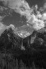 D75_0676_00015356 (captured by bond) Tags: seetheworld california capturedbybond yosemitenationalpark yosemite blackandwhite drama dramainthesky dreamy clouds cloudporn