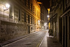Última parada (galavardo) Tags: fujifilm x100f gijón asturias españa spain noche street night mirrorless