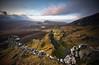 Quiraing - Trotternish Ridge- Skye (Bill Higham) Tags: skye scotland uk higham billhigham quiraing trotternish theprison prison ridge escarpment dawn winter sunrise isleofskye