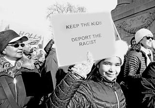 Keep the Kids / Deport the Racist