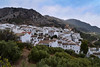 View of Zuheros (Jocelyn777) Tags: textured clouds villages towns whitevillages pueblosblancos zuheros andalucia sierrasubbetica spain travel