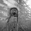 Troll (rotabaga) Tags: sverige sweden svartvitt göteborg gothenburg lomo lomography lubitel166 tmax400 twinlens mediumformat mellanformat 120 blackandwhite bw bwfp