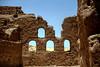 Monastery of St. Simeon, Aswan (bruno vanbesien) Tags: aswan egypt misr desert monastery ruins أسوان eg