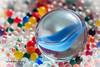 Marbelous (Jamarem) Tags: macromondays marble esoil stilllife macro closeup tabletop colourful round baubles vignette canoneos70d 100mm lessthananinch