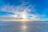 Ice Wandering (tomi.a) Tags: finland suomi helsinki lauttasaari halo sun sunlight sunshine ice snow winter landscape snowscape atmospheric d850 sky clouds travel nature environment horizon flickr outdoor sea blue white colour rainbow cold reflection frozen freezing