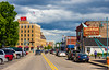 Downtown Sault Ste. Marie - Portage Avenue (Eridony (Instagram: eridony_prime)) Tags: saultstemarie chippewacounty michigan downtown