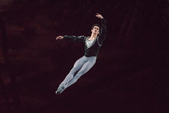 Cast change: Federico Bonelli to dance in <em>Giselle</em> on 19 January 2018