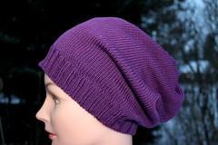 img_3399m (villanne123) Tags: 2018 myyntiin myydään myssyt merinowool katiamerinobaby teeteehelmi pipo slouchy beanie hat knitting neulottu villanne