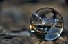 Crystal ball (JG - Instants of light) Tags: reflected vision effects optics rocks painting sky macro creativephoto bola cristal refletido visão efeitos óptica pedras pintura céu fotocriativa nikon d5500 sigma 18250 portugal