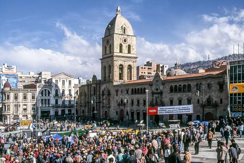 Plaza Mayor, La Paz
