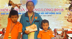 Thăng Long Chess 2018 DSC01640 (Nguyen Vu Hung (vuhung)) Tags: thănglong chess cờvua aquaria mỹđình hànội 2018 20181121 vietchess