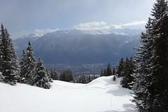 Hiver (corinne emery) Tags: cransmontana hiver winter snow neige nature landscape valais wallis sport exterieur beau paysage mountain montagne