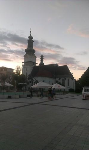evening in Zvolen