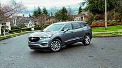 Buick Enclave Premium AWD 2018 (campmusa) Tags: awd allwheeldrive autoreview tomvoelk buick enclave 2018 7passinger 9speedautomatic frontengine suv americanautomotive automotive 4doorhatchback