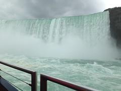 Niagara Falls (Ricky2Miller) Tags: niagarafalls niagara falls water canada onboat nature outdoor daytime epic motion iphone5