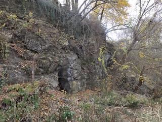 West Shore Cave at Railroad