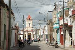 Camaguey, Cuba, January 2018
