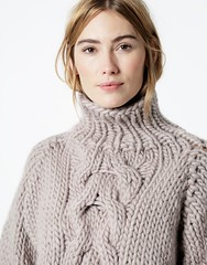 01_Cropped_Cable (ducksworth2) Tags: knit knitwear jumper sweater thick chunky bulky wool cableknit cables