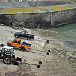 The Harbour, Port Isaac, Cornwall - July 2017 thumbnail