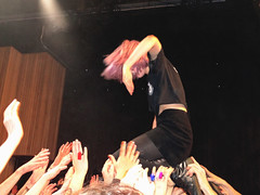 Crystal Castles (erkh) Tags: music concert crystalcastles aliceglass