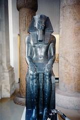Louvre - Colossal Statue of Ramesses II (Stabbur's Master) Tags: france paris museumexhibit louvre louvreramessesiistatue ramessesiistatue louvreegyptianstatue egyptianstatue