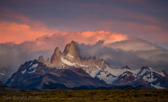 Holding back the Sky (Dan Ballard Photography) Tags: patagonia mt fitz roy south america argentina mountains sunrise