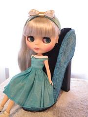 February's girl - sophisticated Alice