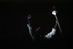 55-588 (ndpa / s. lundeen, archivist) Tags: nick dewolf nickdewolf photographbynickdewolf 1974 1970s color reel55 55 35mm film boston mass massachusetts symphonyhall stage performance catellitrinidadallstars trindadian ambakaila trinidadcarnivalballetandsteelband trinidad carnival ballet steelband dance dancing dancer dancers costume costumes costumed traditional performer performers show caribbean dark shadows mace cane stick man youngman