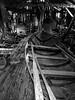 I et nøst -|- In an old seahouse (erlingsi) Tags: fiskegarn robåt færing seahouse nøst naust festøy peeeking interior chaos kaos decay rot inside peekinginside inne innendørs treverk madeofwood
