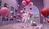 Happy Valentine's Day (*˘︶˘*).。.:*♡ (donutelf2018) Tags: sl anime venues love secondlife house mesh balloons room pink red cute kawaii 可愛い アニメ 愛 valentines day heart holiday kemono