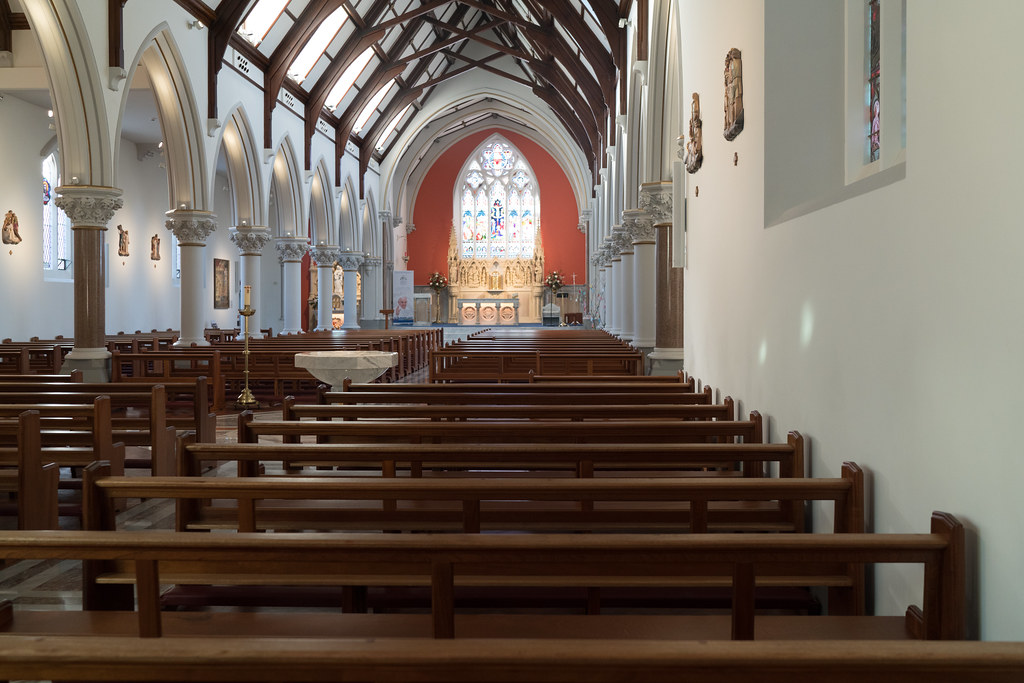 INTERIOR OF HOLY CROSS CHURCH [DUNDRUM JANUARY 2018]-135247