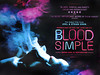 blood-simple-4k-quad-poster (Cinema Quad Posters) Tags: quadposter britishfilmposter movieposter cinema poster art artwork vintage original ds quad uk advance teaser rerelease anniversary linenbacking motionpicture posterdesign