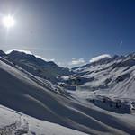 Skitour - Pischahorn 2018