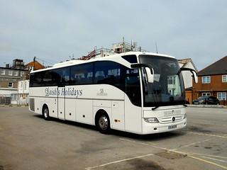 Daish's Mercedes-Benz Tourismo, BJ16 KYK