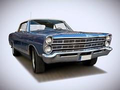 Ford Galaxie 500 (1967) (fernanchel) Tags: vehiculo ciudades coche car torrent clasico classic ford galaxie