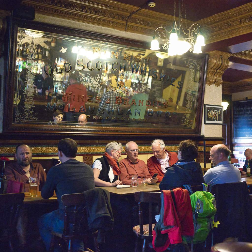 Scottish Pub Bar: The World's Best Photos Of Edinburgh And Pub