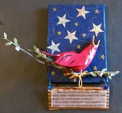 Nightbird-Susan Dodd #30 (ocracokepreservationsociety) Tags: ocracoke ops obx ocracokeisland opsauction art