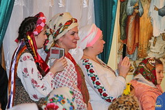 70. Фестиваль колядок в актовом зале 12.01.2018