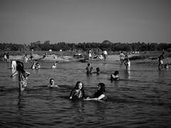 Joie de vivre (Prabhu B Doss) Tags: prabhubdoss travelphotography candid river cauvery kaveri kollidam tamilnadu srirangam tamil joy bathing