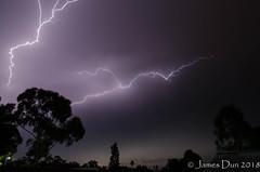 DSC_7368 (James Dun) Tags: lighting crawler cc thunderstorm storm season rainfall lightning brisbane queensland australia summer humidity nikon d7000 heatwave weather clouds