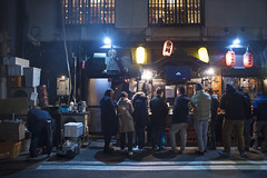 STANDING ONLY (ajpscs) Tags: ajpscs japan nippon 日本 japanese 東京 tokyo city people ニコン nikon d750 tokyostreetphotography streetphotography street seasonchange winter fuyu ふゆ 冬 2018 shitamachi night nightshot tokyonight nightphotography citylights omise 店 tokyoinsomnia nightview lights hikari 光 dayfadesandnightcomesalive alley othersideoftokyo strangers urbannight attheendoftheday urban walksoflife coldoutsidewarminside izakaya 居酒屋 standingonly