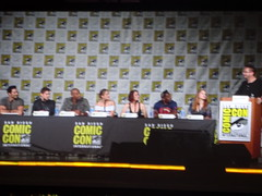 The CW Supergirl Panel (Sconderson Cosplay) Tags: comic con san diego sdcc 2016 cw supergirl panel
