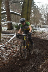 DSC_0459 (sdwilliams) Tags: cycling cyclocross cx misterton lutterworth leicestershire snow