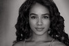 Lizet from New York. (drpeterrath) Tags: canon eos5dsr 5dsr bw blackwhit blackwhite portrait people popular studio indoor flash strobe profoto brunette africanamerican