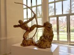 The Met (sctcroft) Tags: themet museum statue herakles archer artistantoineémile bourdelle