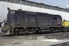 Leasers (ac1756) Tags: lsi lakesuperiorishpeming lasco alco rsd12 2008 cnw chicagonorthwestern butler wisconsin